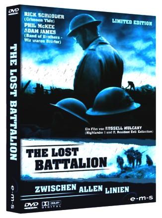 The Lost Battalion - Zwischen allen Linien (Limited Edition, Metallschuber)