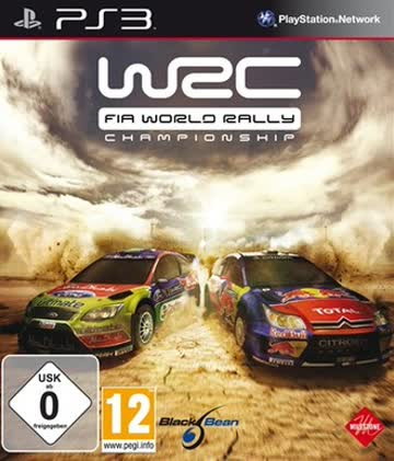 WRC - FIA World Rally Championship [German Version]
