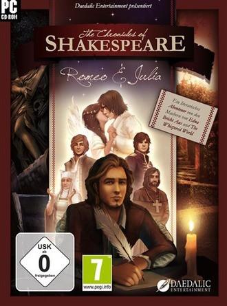The Chronicles Of Shakespeare Romeo & Julia