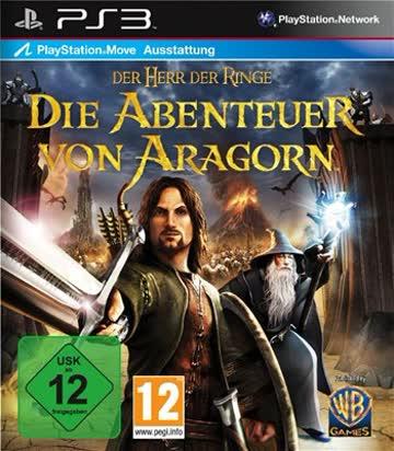 Der Herr der Ringe - Die Abenteuer von Aragorn (PS3)