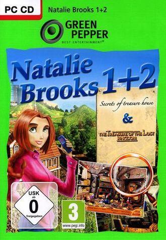 Green Pepper: Natalie Brooks 1+2