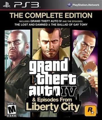Gta 4: Complete Edition
