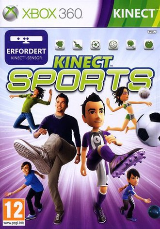 Kinect Sports (Kinect Only)