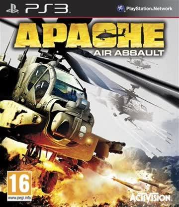 Apache Air Assault (PS3)