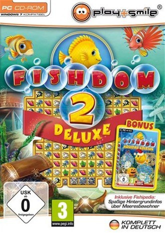 Play & Smile: Fishdom 2 Deluxe - Inkl. Bonus: Fishdom