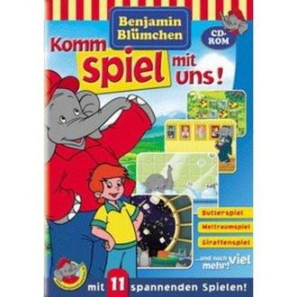 Benjamin Blümchen - Komm spiel mit uns