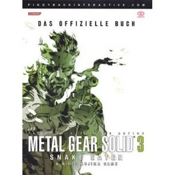 Metal Gear Solid 3 - Snake Eater Special Tin Box Edition
