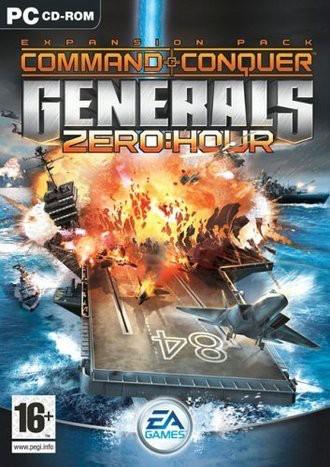 Command & Conquer - Generals Zero: Hour