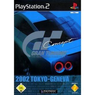 Gran Turismo 2002 Tokyo-Geneva