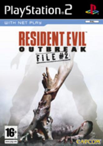 Resident Evil Outbreak File 2