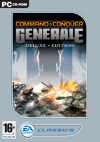C & C Generals Deluxe Edition Classic