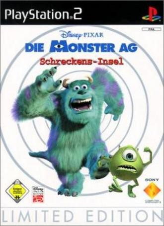 Die Monster AG: Schreckens - Insel Limited Edition