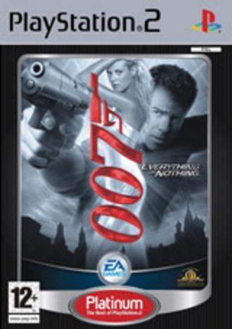 JAMES BOND 007: EVERYTHING OR NOTHING PLATINUM