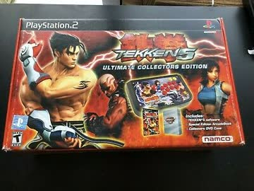 Tekken 5 (Ultimate Collector's Edition)