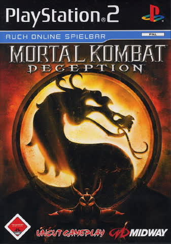 Mortal Kombat: Deception [German Version]