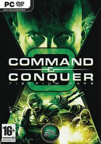 Command & Conquer 3: Tiberium Wars [PEGI]