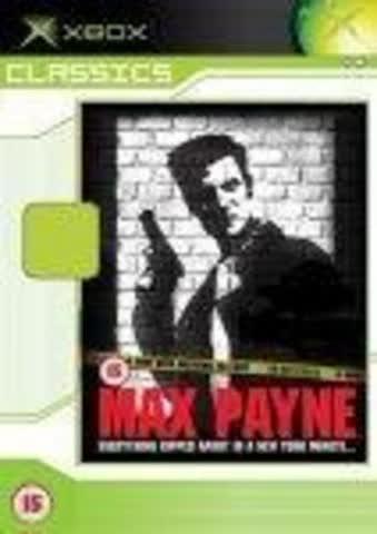 Max Payne (Xbox Classics) by Take 2