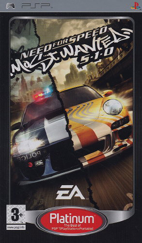 Need For Speed Most Wanted 5-1-0 Platinum