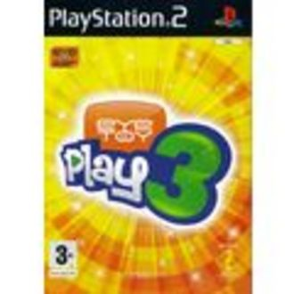 eyetoy play3