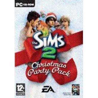 Sims 2  Christmas Party Pack