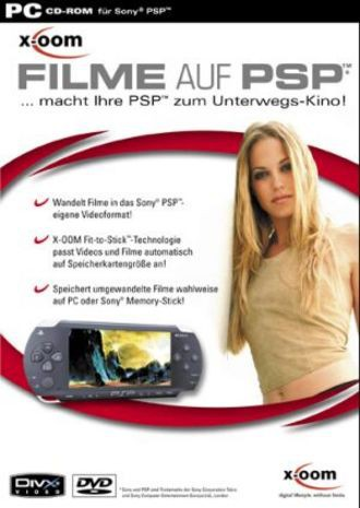 X-OOM Filme auf PSP
