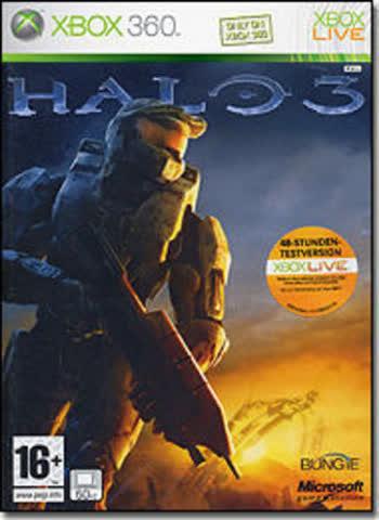 [A] Gebraucht: Halo 3 [AT-Import] - XBox 360 - XBox360