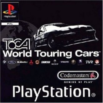 TCA 2 Touring Cars