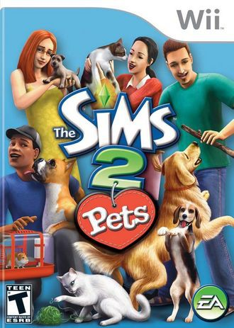The Sims 2 Pets (Haustiere)