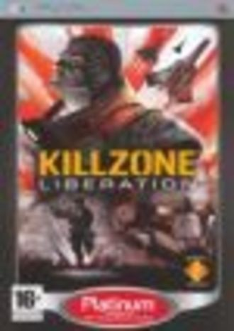 Killzone Liberation Platinum