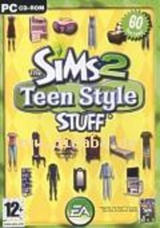 SIMS2 Teen Style Stuff