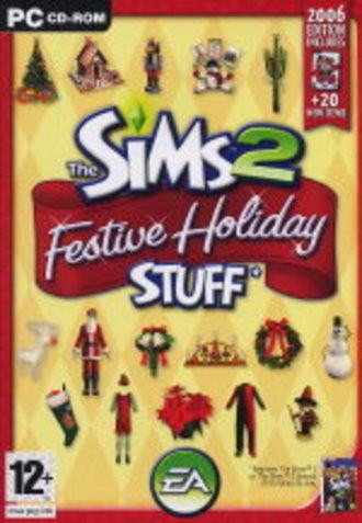 Sims 2 Festive Holiday Stuff