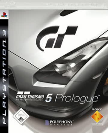 Gran Turismo 5 Prologue - The Real Driving Simulator