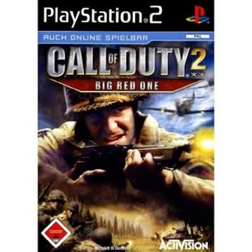 BUNDLE of RARE / COLLECTABLE Playstation 2 Games PS2 ? Sony Play Station Set #4 Call of Duty 2 Big Red One