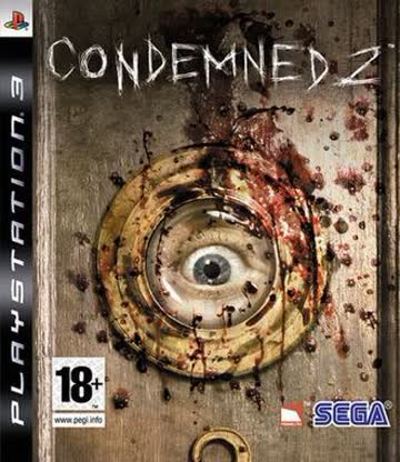 SONY GIOCO CONDEMNED2 BLOOD SHOT PS3