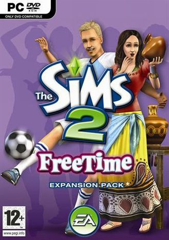 The Sims 2: Free Time (Add-On)