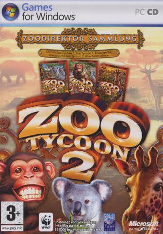 Zoo Tycoon 2: Zoodirektor Sammlung (Add-On)