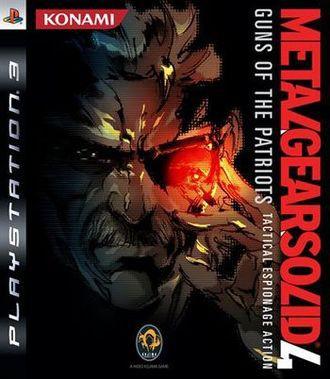 Metal Gear Solid 4: Guns Of Patriot