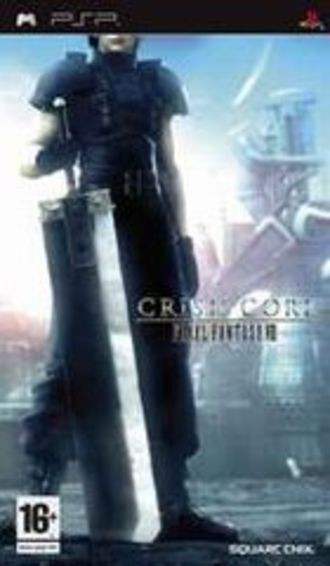Crisis Core - Final Fantasy 12 Platinum