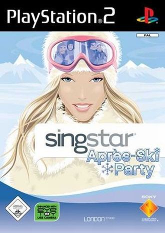 Singstar Après Ski Party (Only Game)