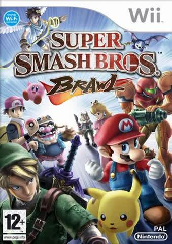 Super Smash Bros. Brawl [PEGI]