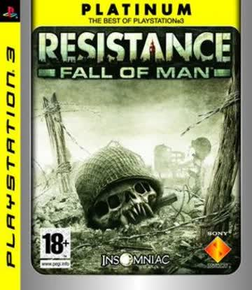 Third Party - Resistance : Fall of Man - Platinum [PlayStation 3] - 0711719965152