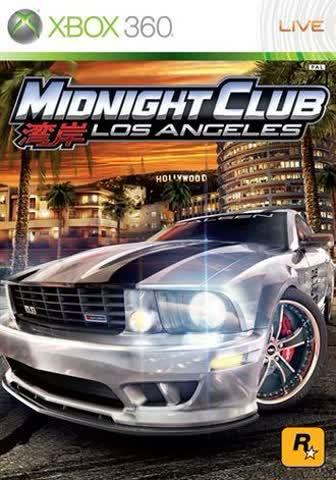 Midnight Club Los Angeles (XBox360)