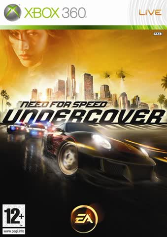 Need for Speed: Undercover [PEGI]