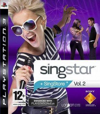 Singstar Vol. 2 (Only Game)