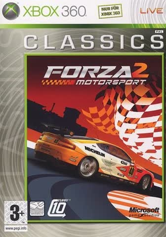 Classics: Forza 2 Motorsport