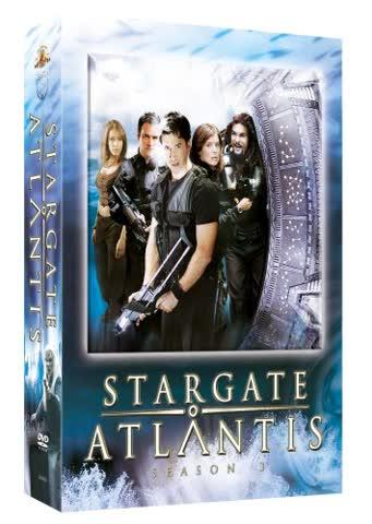 Stargate Atlantis - Season 3 (5 Limited Edition im Schuber) [5 DVDs]