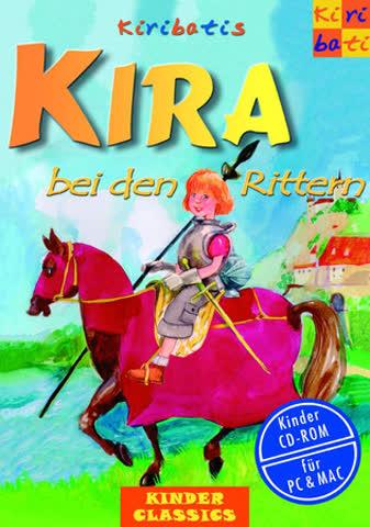 Kira bei den Rittern