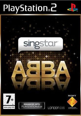 Singstar Abba (Only Game)
