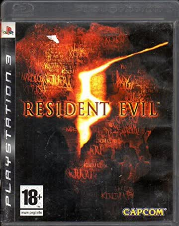 Resident Evil 5 - PS3, deutsch