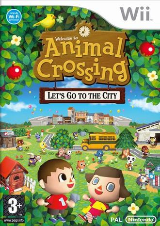 Animal Crossing: Let's Go To The City (Only Game)